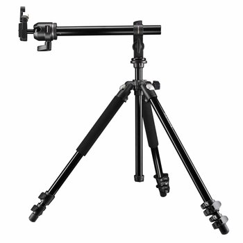 Mantona Camera Tripod Scout Max Set Makro Photography