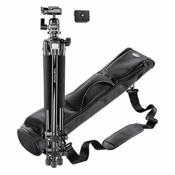 mantona Camera Tripod Premium Scout Expert Set