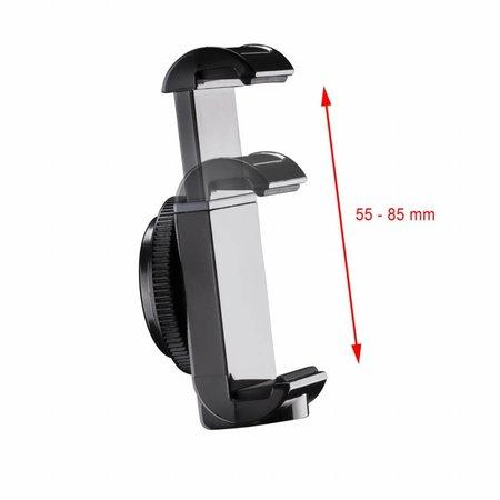 mantona Smartphone Houder Draaibare Houder SM-850