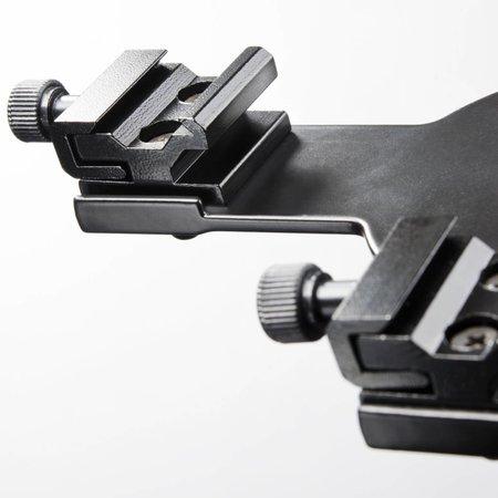 Walimex Set Quad Bracket Flitshouder 90x90