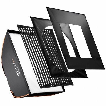 Walimex Pro Softbox Plus Orange Line 80x120