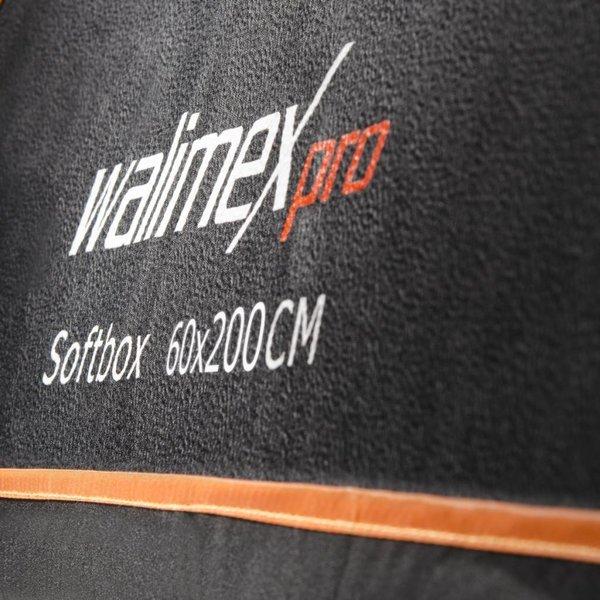 Walimex Pro Softbox Orange Line 60x200