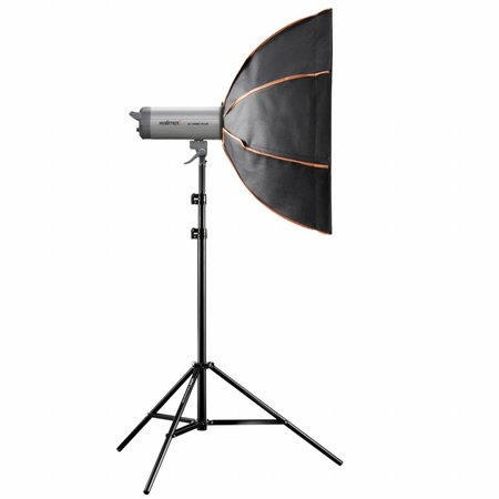 walimex pro Octa Softbox Plus OL 90 | For various brands speedring