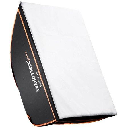 walimex pro Softbox OL 75x150cm für verschiedene marken