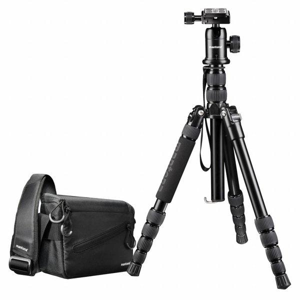 Mantona Cameratas & Tripod Maxi Set