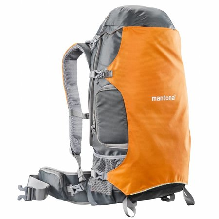 mantona Kamerarucksack ElementsPro 40 orange