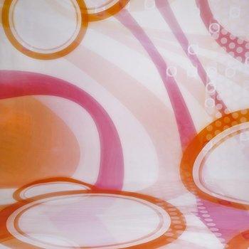 walimex pro Achtergronddoek  'Oranje' Foto Motief, 3x6m