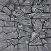 Walimex Pro Achtergrond Doek Stenenmotief voor fotografie 3x6m
