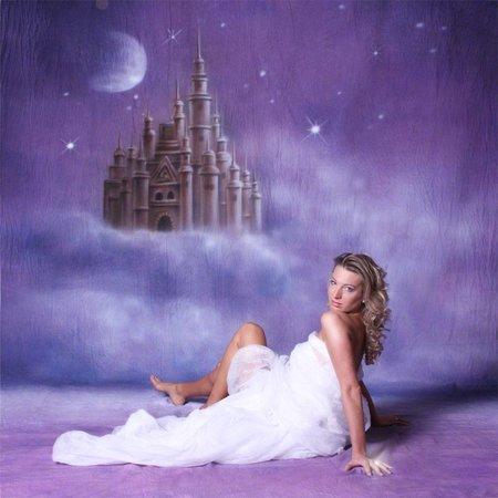 walimex pro Motiv-Stoffhintergrund 'Dreams', 3x6m