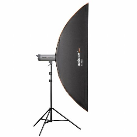 Walimex Pro Softbox Striplight Plus OL 25x180cm | Diverse merken Speedring