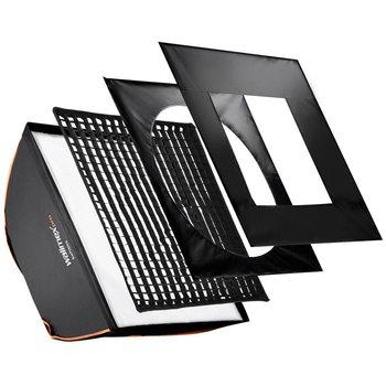 Walimex Pro Softbox Vierkant Plus OL 90x90cm | Diverse merken Speedring
