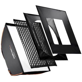 Walimex Pro Softbox Vierkant Plus OL 80x120cm | Diverse merken Speedring