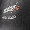 Walimex Pro Softbox 80x120cm   Diverse merken Speedring