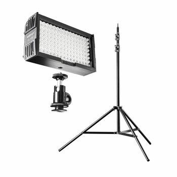 Walimex Pro Lichtset video set-up 128 LED