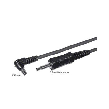 Walimex Synchro Cord 420cm with Phone Jack 3,5mm