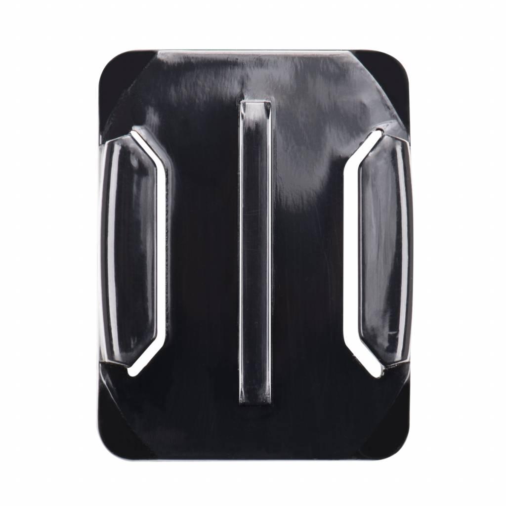mantona Helm-Befestigungsset für GoPro