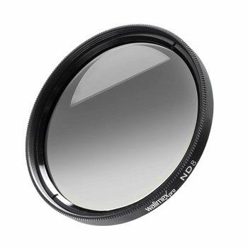 walimex pro Graufilter ND8 vergütet 58 mm