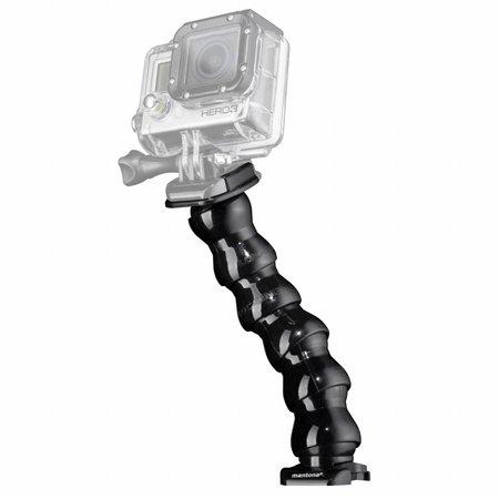 mantona GoPro Flexibele Arm