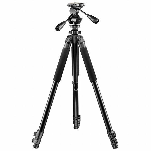 Walimex Pro Camera Statief Pro FT-665T, 185cm + Statiefkop Pro-3D