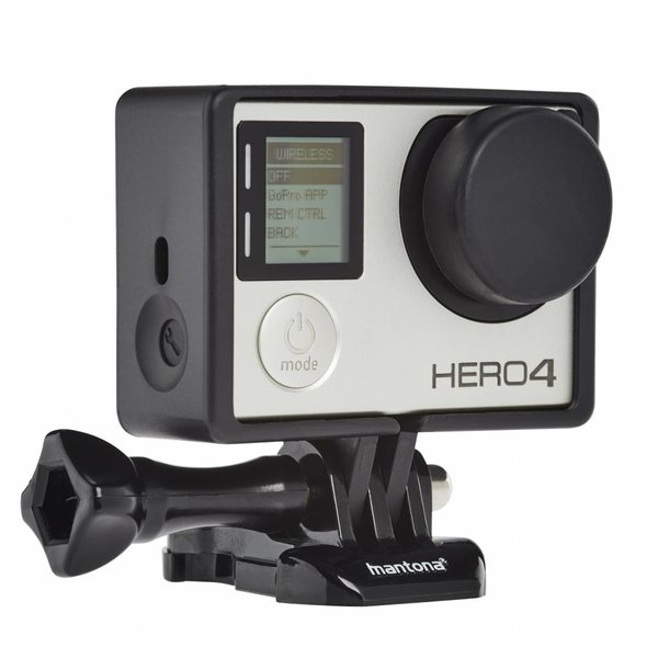 Mantona GoPro Frame + bescherming lens set XL