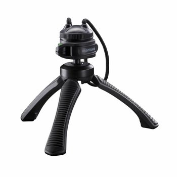 mantona Mini Tripod Kaleido Gaia, Night Black