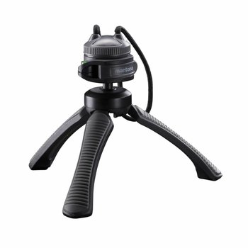 mantona Mini Tripod Kaleido Gaia, Deep Gray