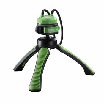 Mantona Mini Tripod Kaleido Gaia lime green