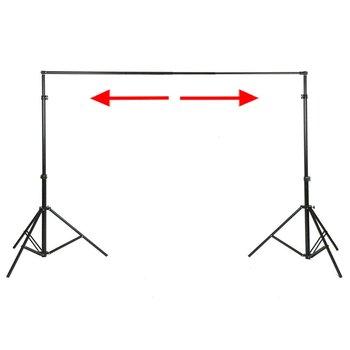Walimex Background System XXL, 190-465cm