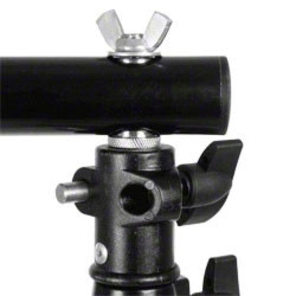 Walimex Achtergrondsysteem XXL, 190-465cm