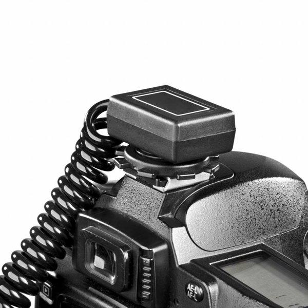 Walimex Macro FlitsRail Pro met Y Kabel voor Pentax