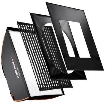 Walimex Pro Softbox Vierkant Plus OL 75x150cm | Diverse merken Speedring