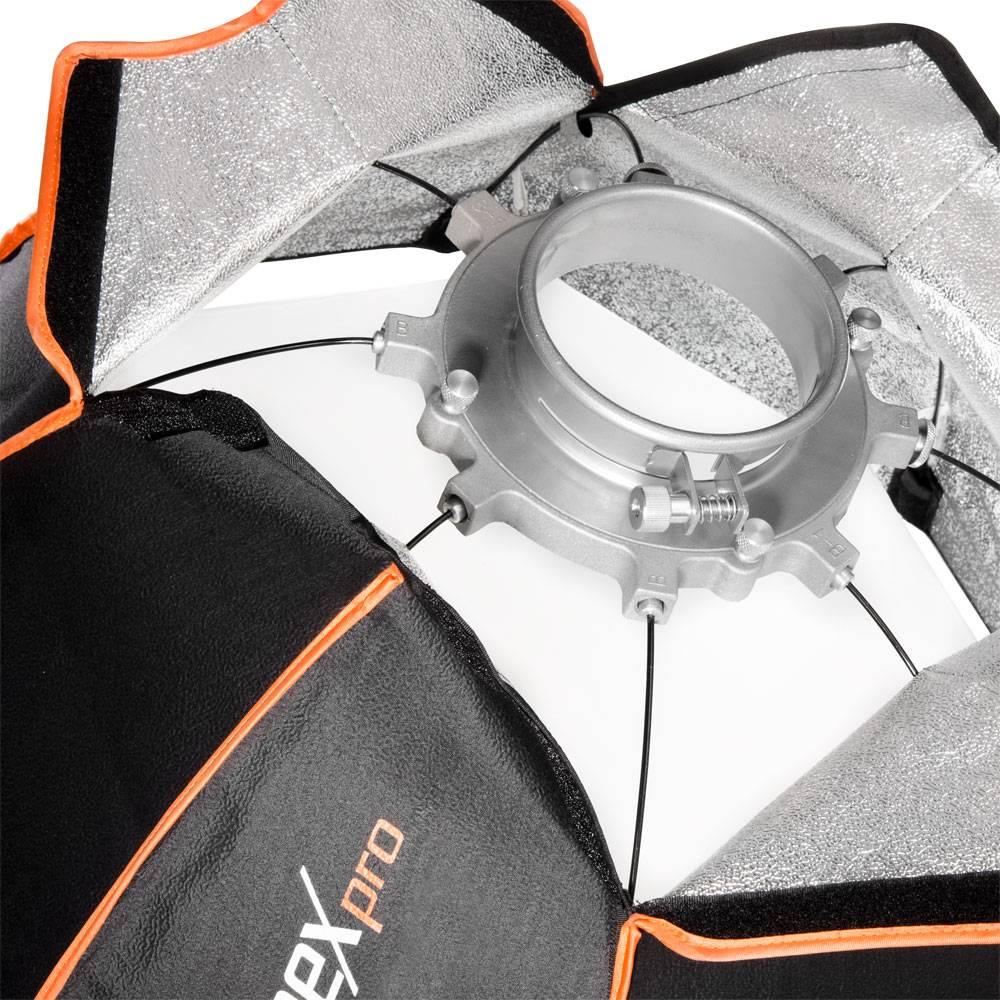 Walimex Pro Octagon 150cm Softbox PLUS for Walimex Pro /& K