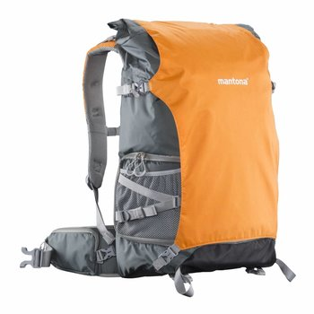 mantona Camera Backpack Outdoor ElementsPro 50 Orange