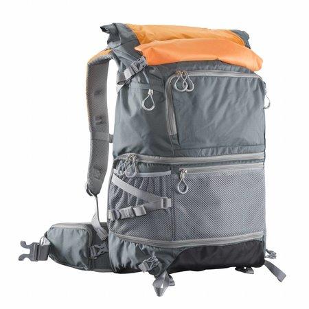 Mantona Fotorugzak Elements Pro Outdoor 50, Oranje