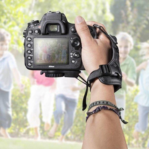 Mantona Hand Support Riem voor DSLR Camera's