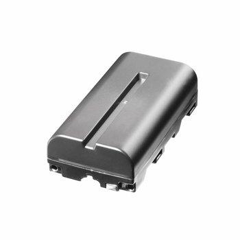 walimex pro NP-F550 Li-Ion Akku für SONY, 2200 mAh