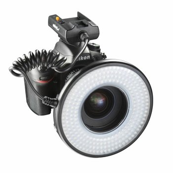 Walimex Pro Macro LED Ring Light DSR 232 Kit