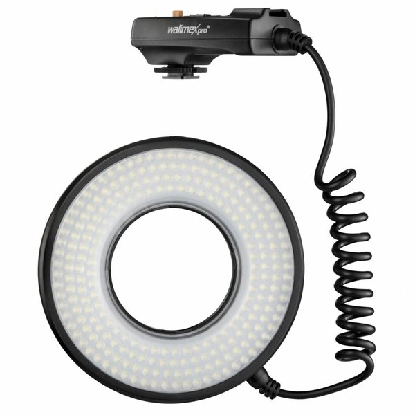 Walimex Pro Macro LED Ring Light DSR 232 Kit