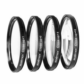 Walimex Close up Makrolinsen-Set 55 mm