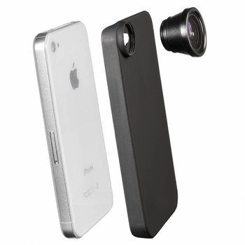 walimex Fish-Eye Objektiv für iPhone 4/4S