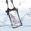 DicaPac Onderwatertas iPhone & iPod WPi10, Zwart