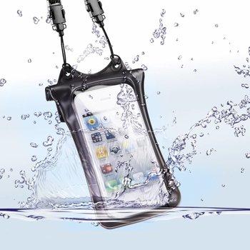 DicaPac Underwater Bag WPi10 iPhone & iPod, Black