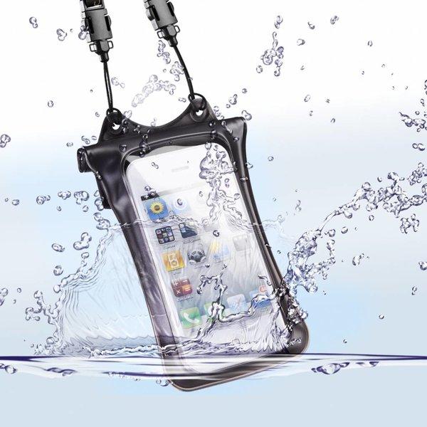 DicaPac WP-i10 Unterwassertasche iPhone&iPod,schw.
