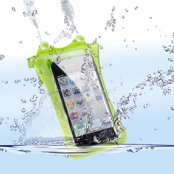 DicaPac WP-i10 Unterwassertasche iPhone&iPod, grün