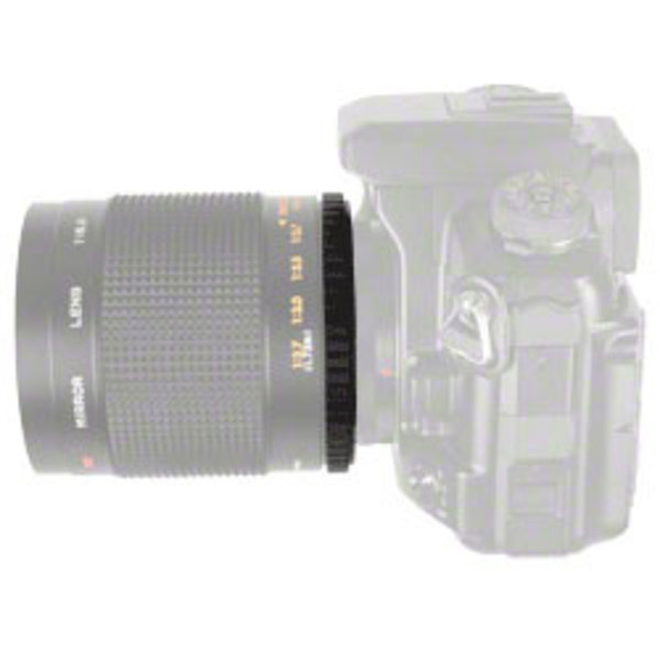Walimex T2 Adapter on C-Mount Thread