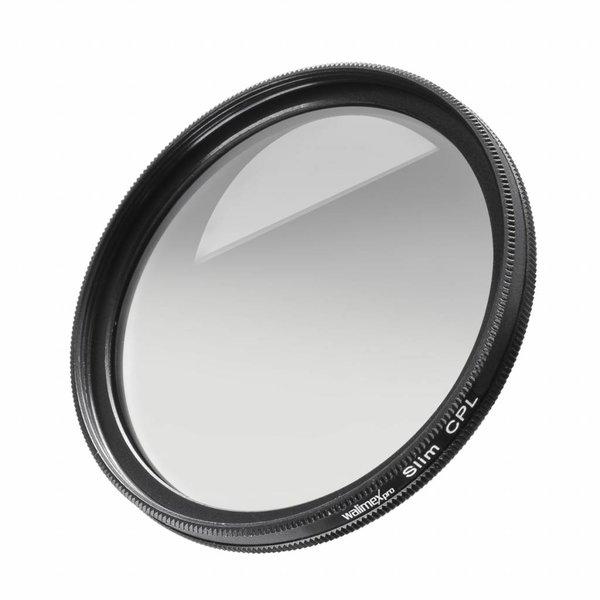 Walimex Slim CPL Filter 58 mm, incl  Beschermdoosje