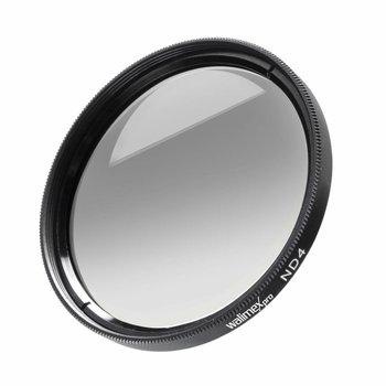 walimex pro Graufilter ND4 vergütet 86 mm
