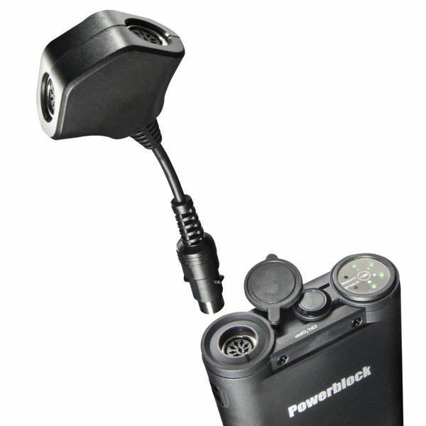 Walimex Pro Y-Kabel voor Light Shooter