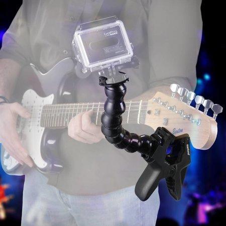 mantona Maxi Auslegearm mit Klemme GoPro