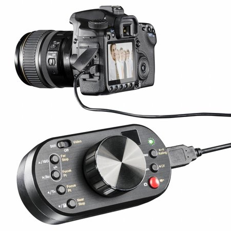 Aputure V-Control voor Canon